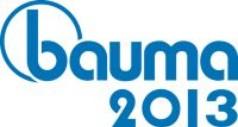 BAUMA 2013