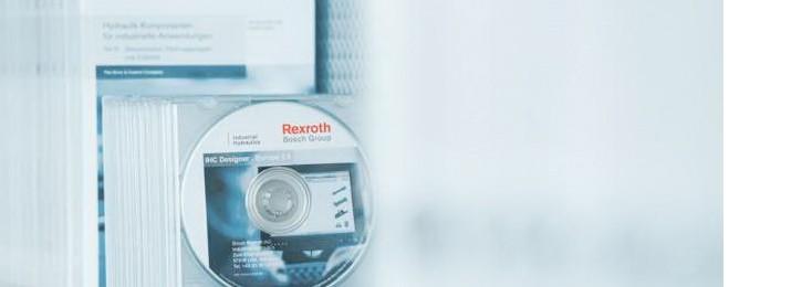 Rexroth kullanım kılavuzları ve belgeler