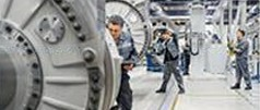 Safety with cutting machine tools from Bosch Rexroth