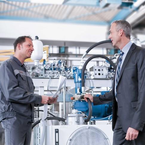 Bosch Rexroth Servis Organizasyonunu Genişletiyor
