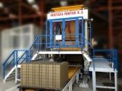 Mustafa Yontar A.Ş. beton parke taşı makinesi