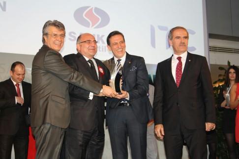 Ekonomiye Değer Katanlar-2013 ödül töreni