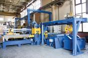 Hidrolik oransal servo uygulamaları ile parabolik yay üretimi